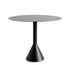 Palissade Cone Round table - / Ø 90 - R. & E. Bouroullec by Hay