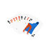 Manikhin Playing cards - / Set of 54 cards by Normann Copenhagen