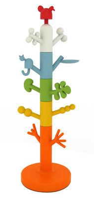 Mobilier - Mobilier Kids - Portemanteau sur pied Paradise Tree modulable - Magis Collection Me Too - Multicolore - Polyéthylène