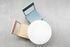 S Round table - /  Aluminium - Ø 65.5 cm by valerie objects