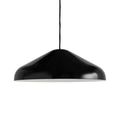 Luminaire - Suspensions - Suspension Pao Large / Ø 47 cm - Acier - Hay - Noir - Acier thermolaqué