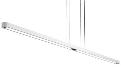 Luminaire - Suspensions - Suspension Talo L 180 cm - Artemide - Blanc - Aluminium