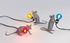 Mouse Lie Down #3 Table lamp - / Souris allongée by Seletti
