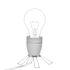 Lampada da tavolo Spoutnik - / Piccola di Tsé-Tsé
