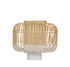Lampe de table Bamboo Square / Small - H 41 cm - Forestier