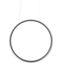 Discovery Vertical LED Pendant - / Ø 100 cm by Artemide