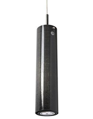 Lighting - Pendant Lighting - Lucenera 504i Pendant - LED by Catellani & Smith - Black - Carbon fibre