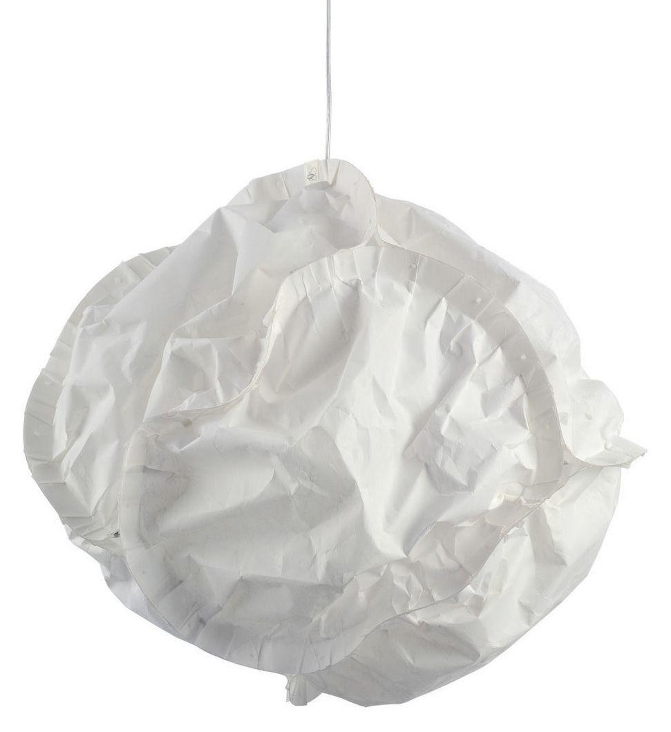 Leuchten - Pendelleuchten - Cloud Pendelleuchte - Belux - Ø 52 cm - gebrochenes Weiß - Polyesterfaser