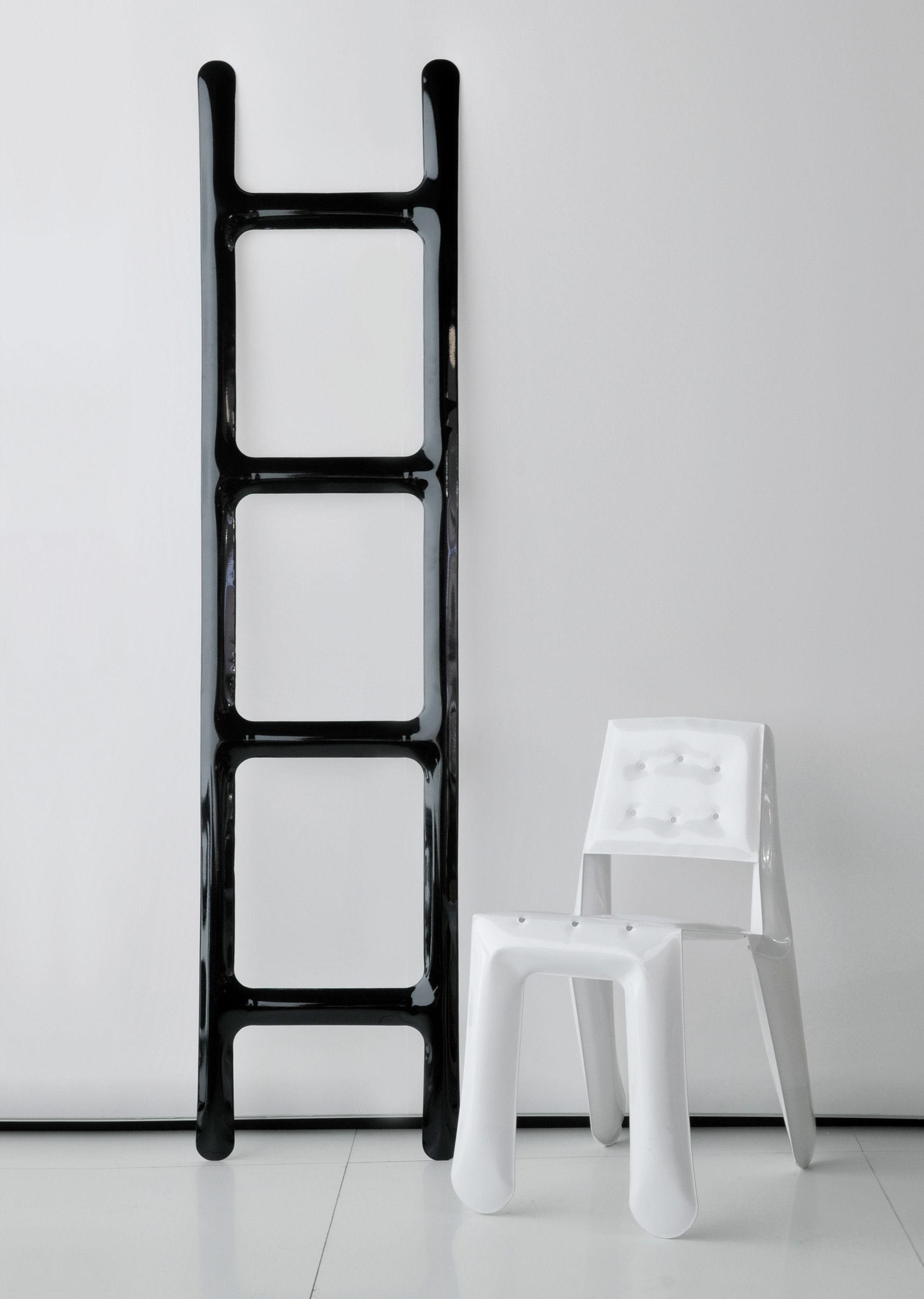 Drab porta asciugamani h 188 cm acciaio brillante by zieta made in design - Porta asciugamani design ...