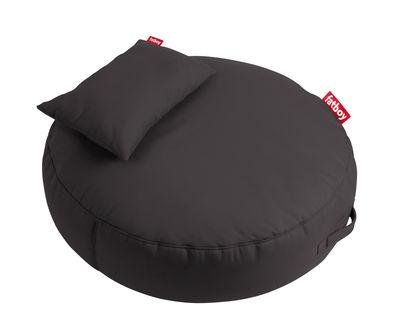 Pouf Pupillow / avec coussin - Ø 120 cm - Fatboy Ø 120 x Epais 30 cm charbon en tissu