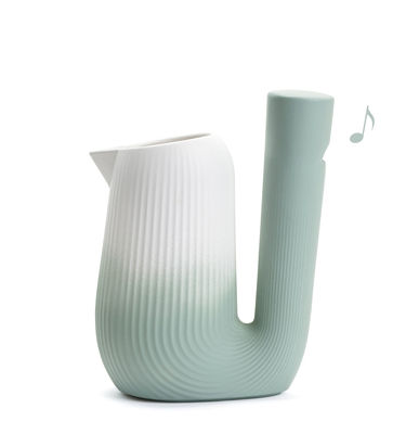 Tavola - Caraffe e Decantatori - Caraffa Pan - / Sibilante - 1L di Moustache - Mente - Ceramica smaltata