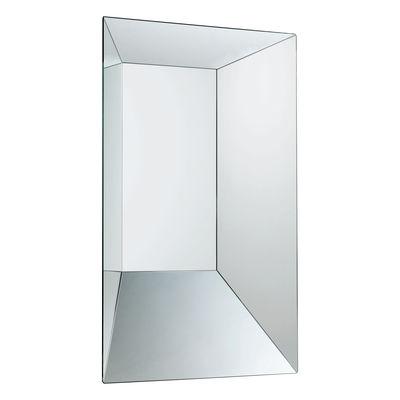 Miroir mural Leon Battista / 70 x H 100 cm - Glas Italia miroir en verre
