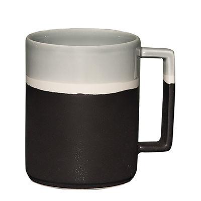 Tableware - Coffee Mugs & Tea Cups - Sicilia Mug by Maison Sarah Lavoine - Linden grow - Glazed ceramic
