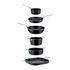 Poêle haute Pots&Pans - / Ø 28 cm - Tutti i piani cottura compresi quelli a induzione di A di Alessi