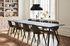 Rallonge / Pour table extensible CPH 30 - L 50 x 90 cm - Hay