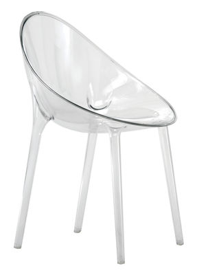 Mr. Impossible Sessel - Kartell - Kristall