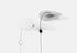 Applique Vertigo Nova LED - / Ø 110 cm - Braccio rotante di Petite Friture