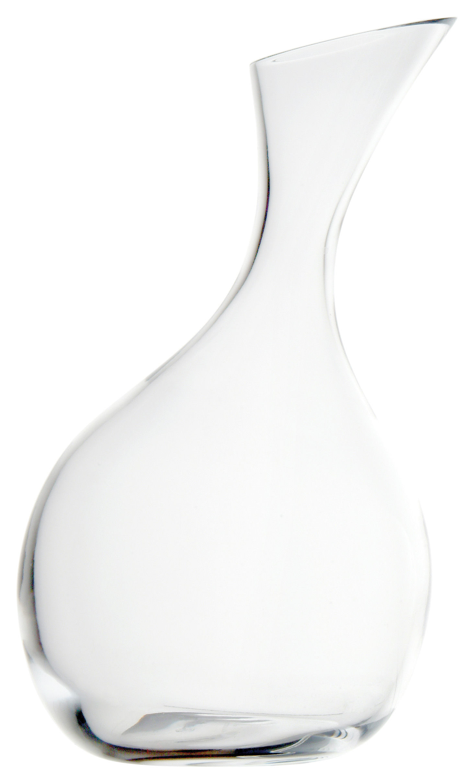 Tischkultur - Karaffen - Cantatrice Dekantierer - L'Atelier du Vin - Transparent - mundgeblasenes Glas