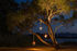 Lamapada solare La Lampe Petite LED - / Senza filo - Struttura bianca di Maiori