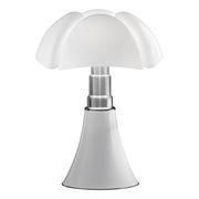 Lampe de table Pipistrello 4.0 Tunable White / Bluetooth - H 66 à 86 cm - Martinelli Luce blanc en métal/matière plastique