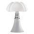 Lampe de table Pipistrello 4.0 Tunable White / Bluetooth - H 66 à 86 cm - Martinelli Luce