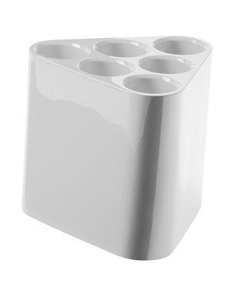 Image of Portaombrelli Poppins - Portabottiglie di Magis - Bianco brillante - Materiale plastico