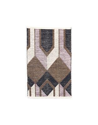 Interni - Tessili - Tappeto Art - / 60 x 90 cm - Cotone di House Doctor - 60 x 90 cm / Multicolore - Cotone
