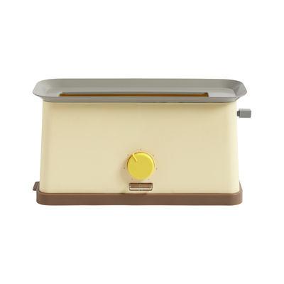 Cucina - Elettrodomestici - Tostapane Sowden - / Acciaio di Hay - Giallo - Acciaio inossidabile, Polipropilene