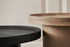Plateau Medium Coffee table - / Ø 61 x H 34 cm - Removable top by Bolia