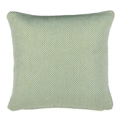 Coussin d'extérieur Evasion / 44 x 44 cm - Fermob vert en tissu