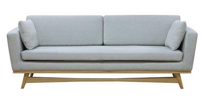Sofa / L 210 cm - Stoff - RED Edition - Eiche natur,Kreide