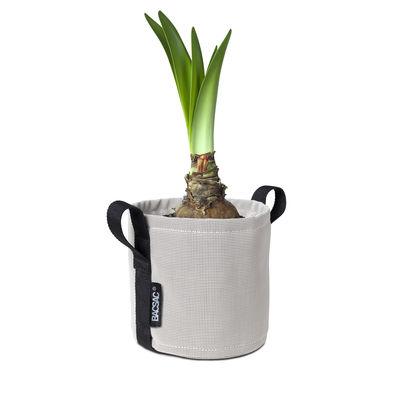 Image of Vaso per fiori Batyline® - / Outdoor - 3 L di Bacsac - Beige - Tessuto
