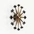 Polygon Clock Wall clock - / By George Nelson, 1948-1960 / Ø 43 cm by Vitra