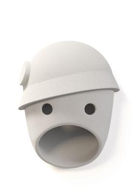 Applique The Party Coco / LED - Céramique - Moooi blanc en céramique