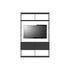 Easy Irony TV Bookcase - / Compo E - L 146 x H 226 cm by Zeus