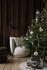 Boule de Noël / Set de 4 - Verre peint à la main - Ferm Living