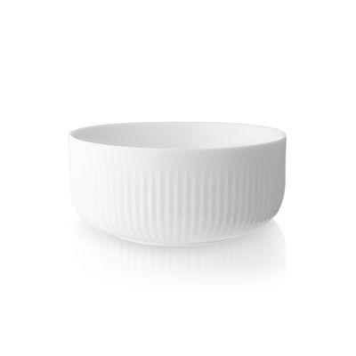 Tableware - Bowls - Legio Nova Bowl - / Insulated - Porcelain - 0.8 L by Eva Trio - 0.8 L / White - China
