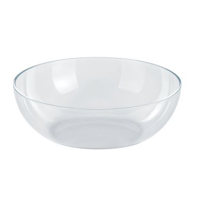 Tableware - Bowls - Bowl - Thermoplastic resin by Alessi - Transparent - Plastic