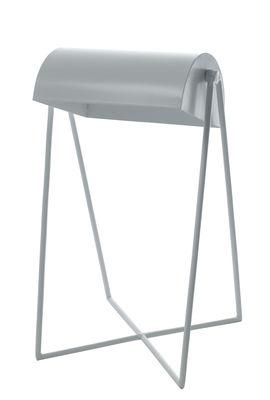 Lampe de table Antonino / Métal - H 42 cm - Serax blanc en métal