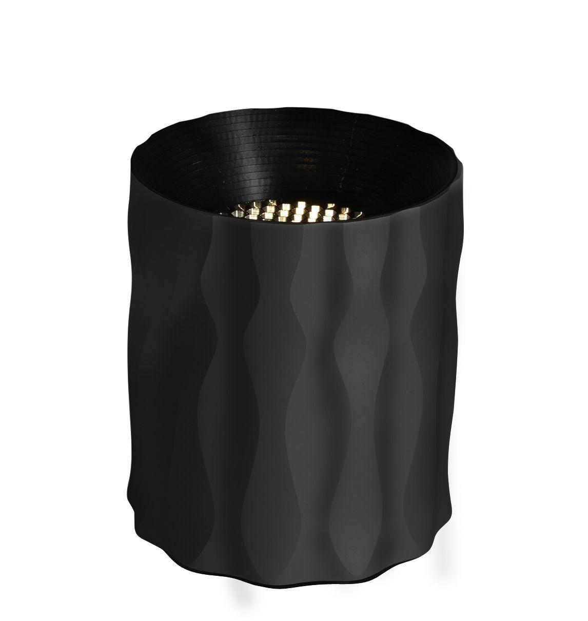 Luminaire - Lampes de table - Lampe de table Fiamma / H 16 cm - Artemide - Noir - Métal
