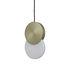 Duo LED Pendant by ENOstudio