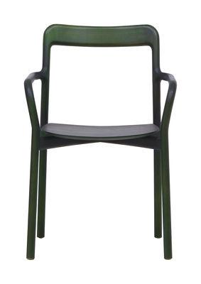 Branca Stapelbarer Sessel - Mattiazzi - Grün