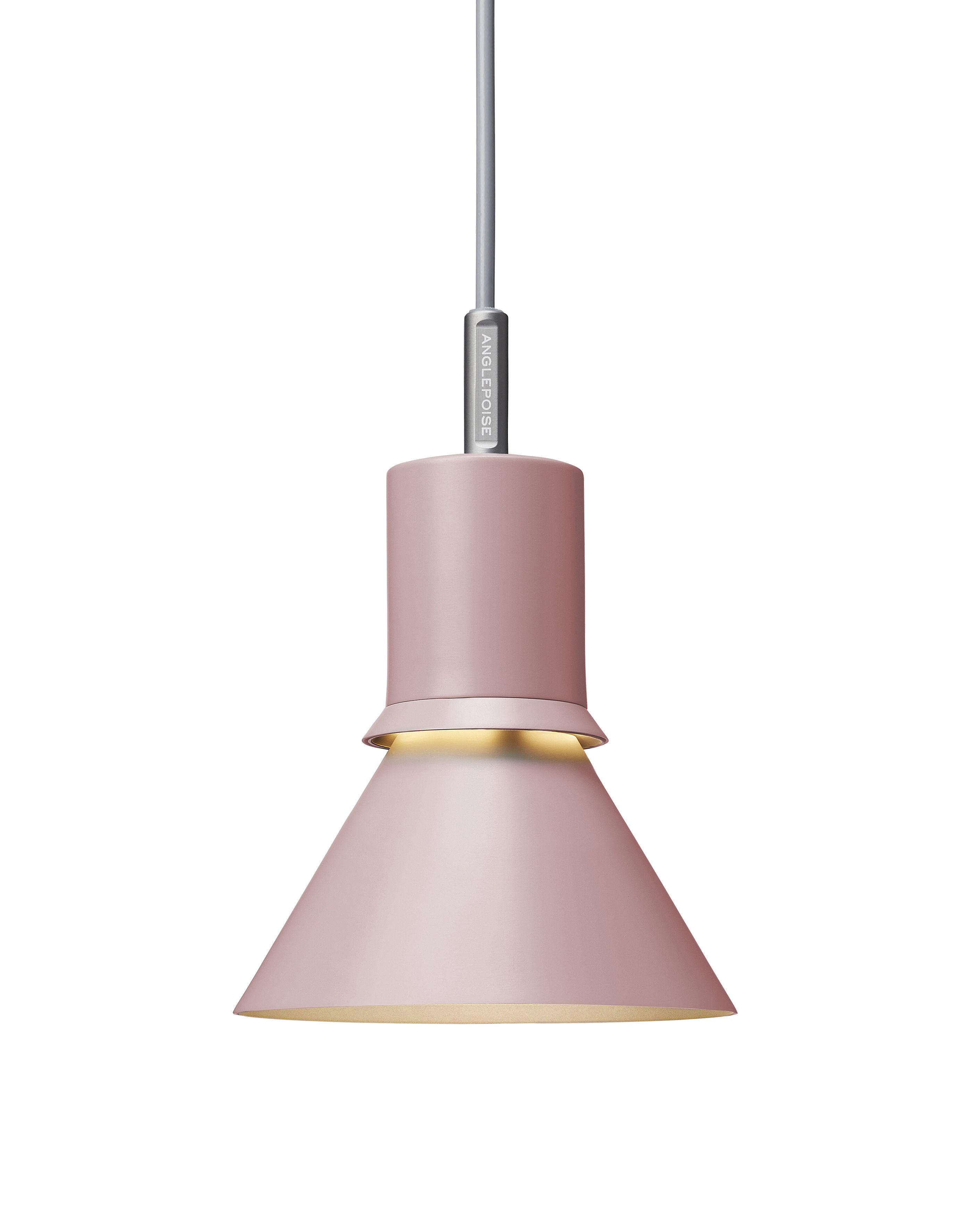 Luminaire - Suspensions - Suspension Type 80 - Anglepoise - Rose - Aluminium