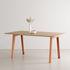 Table rectangulaire New Modern / 160 x 95 cm - Chêne éco-certifié / 6 à 8 personnes - TIPTOE