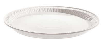 Assiette Estetico quotidiano Ø 28 cm - En porcelaine - Seletti blanc en céramique