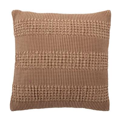 Déco - Coussins - Coussin / 50 x 50 cm - Coton - Bloomingville - Marron - Coton