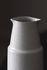 Pion Karaffe / 430 ml - H 18 cm / Gesprenkeltes Porzellan - House Doctor