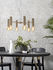 Cannes Multi Large Pendant - / 6 arms - Metal / Ø 70 cm by It's about Romi