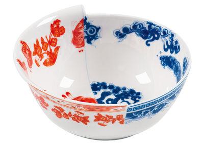 Tischkultur - Salatschüsseln und Schalen - Hybrid - Eutropia Schale Ø 15,2 cm - Seletti - Eutropia - Porzellan