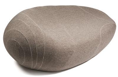 Furniture - Sofas - Enza - Livingstones Laine Straight sofa - Indoor version - 180 x 100 cm by Smarin - Light brown - Bultex, Wool